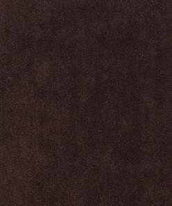 Velours interieurstof gordijnstof meubelstof Emperor Cacao