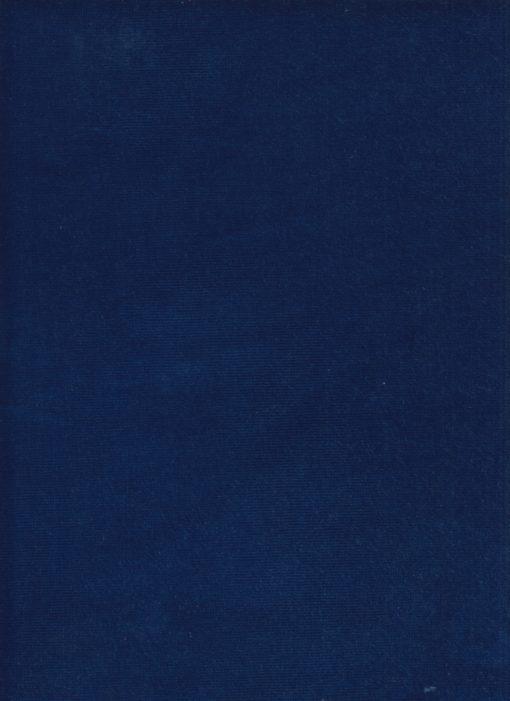 Velours Blauw interieurstof meubelstof gordijnstof decoratiestof interieurtrend 2020