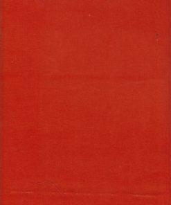 Velours Oranje interieurstof meubelstof gordijnstof decoratiestof interieurtrend 2020
