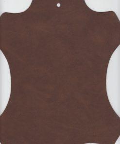 imitatieleer vintage bounty dark brown meubelstof stof voor tassen
