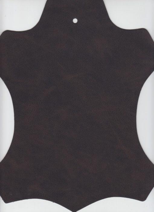 imitatieleer vintage bounty dark chocolate meubelstof stof voor tassen