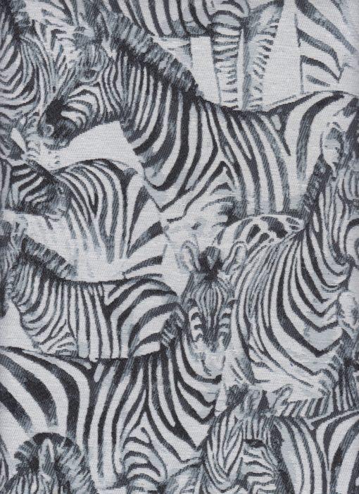 jacquardstof zebra meubelstof gordijnstof decoratiestof interieurstof met zebra's