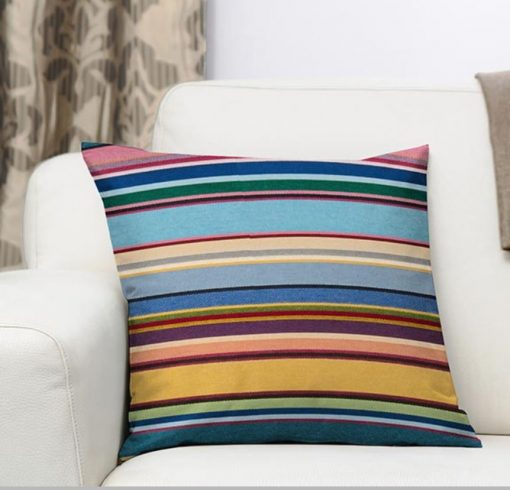 jacquard streepstof gordijnstof decoratiestof meubelstof 035 kussen